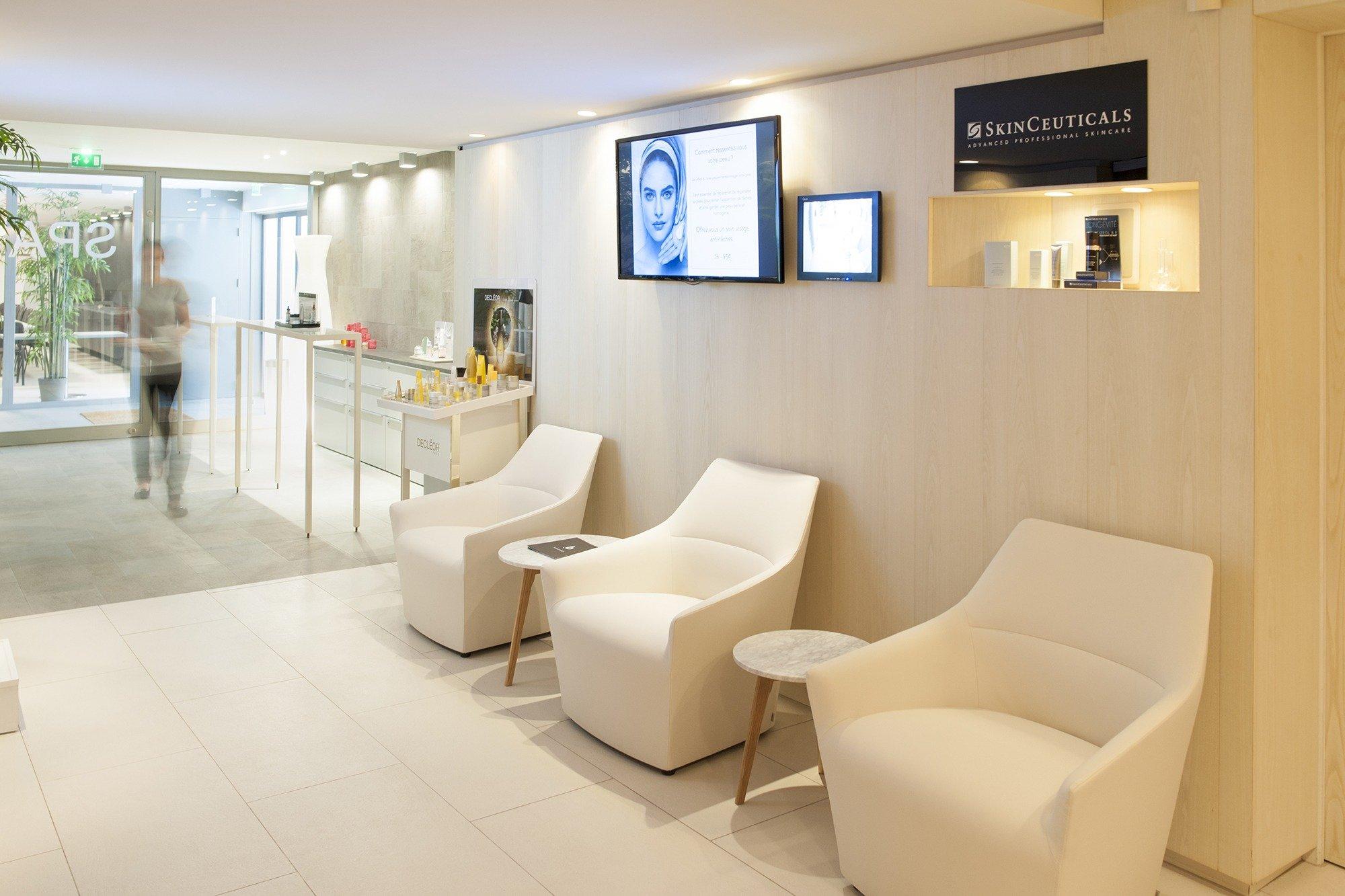 H tel b design spa h tel spa 5 toiles paradou provence for Hotel design provence